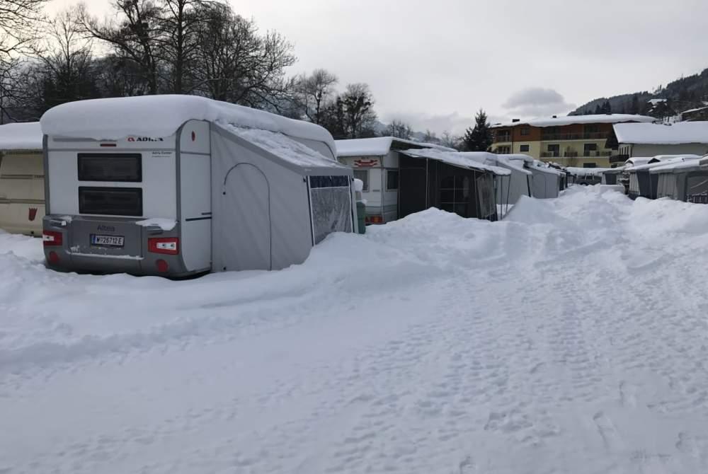 Wohnmobil mieten in Schladming von privat | ADRIA Kiki