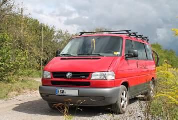 Wohnmobil mieten in Wanfried von privat | Volkwagen Ruby