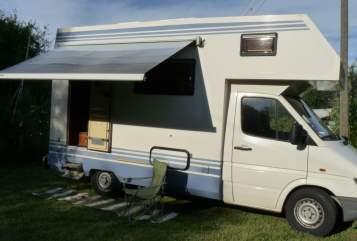 Wohnmobil mieten in Remagen von privat | Daimlerchrysler Elsa