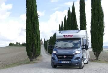 Wohnmobil mieten in Rangsdorf von privat   Challenger  Mageo Cruise