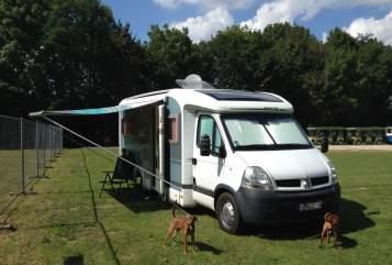 Wohnmobil mieten in Stuttgart von privat   Knaus Pete