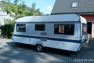 Wohnmobil mieten in Königs Wusterhausen von privat | Hobby Familienwagen