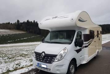 Wohnmobil mieten in Loßburg von privat | Renault Master Flotte Lotte