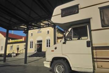 Wohnmobil mieten in Cottbus von privat   FIAT Marianne