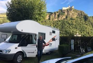 Wohnmobil mieten in Nienhagen von privat   Euramobil Eura
