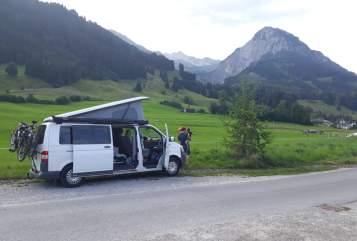 Wohnmobil mieten in Spenge von privat   Volkswagen Lightning