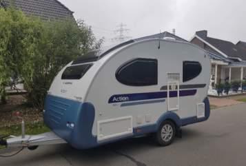 Wohnmobil mieten in Börnsen von privat   Adria Hannibal
