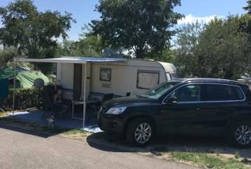 Wohnmobil mieten in Boostedt von privat | Adria Dörflers Wohni