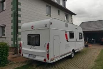 Wohnmobil mieten in Edemissen von privat   Büstner Womi