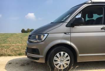 Wohnmobil mieten in Stuttgart von privat | VW T6  roadrunner