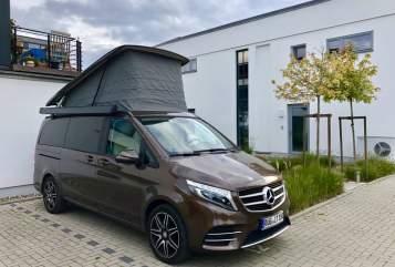 Wohnmobil mieten in Putbus von privat | Mercedes Merci