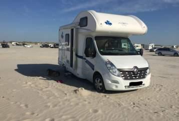 Wohnmobil mieten in Vohenstrauß von privat | Renault / Ahorn Eddy