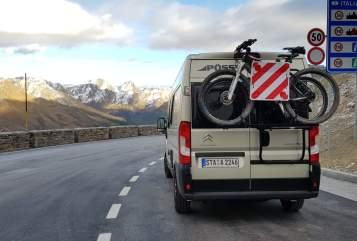 Wohnmobil mieten in Gilching von privat | Citroen Jumper  Ivo's Pössl