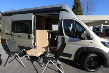 Wohnmobil mieten in Hünfelden von privat | la strada AVANTI C - NEU