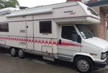 Wohnmobil mieten in Schönewalde von privat | Fiat Maritime