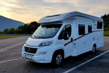 Wohnmobil mieten in Fellbach von privat | Dethleffs  Surfi - BJ 2018