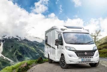 Wohnmobil mieten in Spenge von privat   Weinsberg CaraSuite 2019