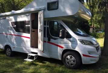 Wohnmobil mieten in Pilsach von privat | Sunlight  Sunny