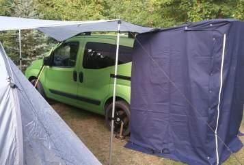 Wohnmobil mieten in Kiel von privat   Fiat Egon