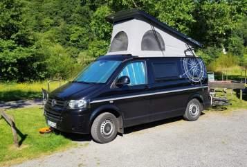 Wohnmobil mieten in Stauchitz von privat | VW T5 Jerry