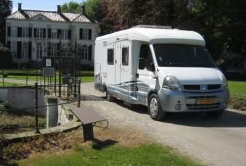 Wohnmobil mieten in Ommen von privat | Hymer/Eriba Hymer/Eriba