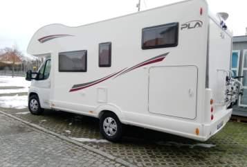 Wohnmobil mieten in Dresden von privat | P.L.A. Happy 440 Theo