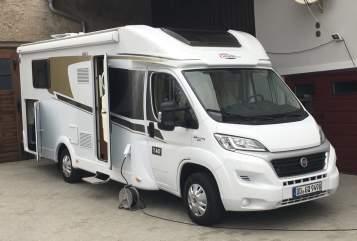 Wohnmobil mieten in Dresden von privat | Fiat Carado Borsti