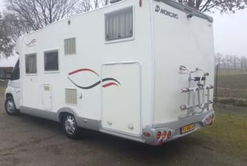 Wohnmobil mieten in Elsendorp von privat | Moncayo Vera