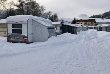 Wohnmobil mieten in Schladming von privat   ADRIA Kiki Skiurlaub