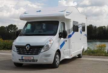 Wohnmobil mieten in Malterdingen von privat | Ahorn Hallers Casa 2