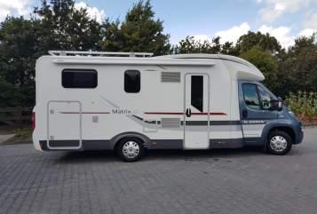 Wohnmobil mieten in Schagerbrug von privat | Adria Matrix  Adria 670 SL