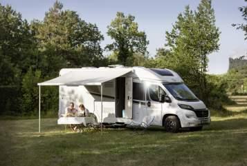 Wohnmobil mieten in Hebertsfelden von privat | Carado  Sunwalker