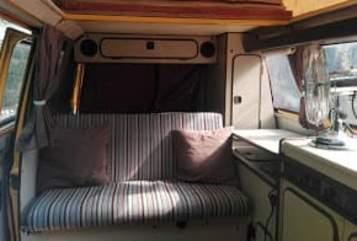 Wohnmobil mieten in Asperen von privat | VW Iness