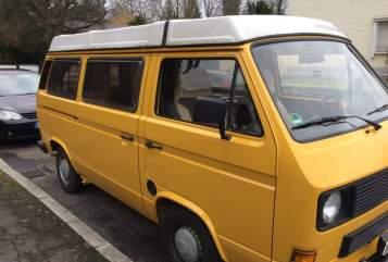 Wohnmobil mieten in Erlensee von privat   Volkswagen Mr. Bumblebee