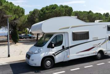 Wohnmobil mieten in Laupheim von privat | Sunlight Sunny 44