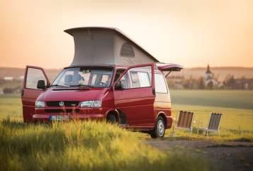 Wohnmobil mieten in Heidelberg von privat | VW Ulme