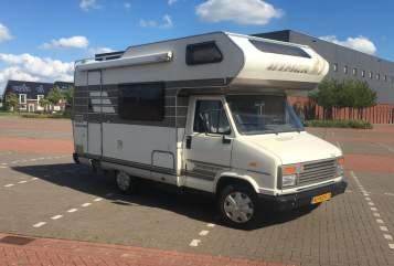 Wohnmobil mieten in Wognum von privat | Citroen Reuze camper