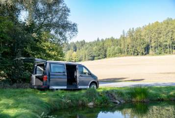 Wohnmobil mieten in Freising von privat   VW Lion B