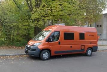 Wohnmobil mieten in Hannover von privat   Clever Citroen LolaMobil