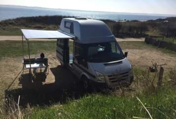 Wohnmobil mieten in Horst von privat | Ford Transit  Nuggi