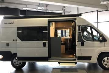 Wohnmobil mieten in Eisingen von privat | Sunlight Franzi
