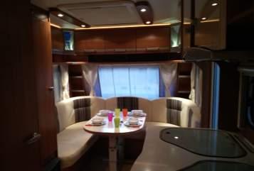 Wohnmobil mieten in Haaksbergen von privat | Lmc Musica 490 E Lmc caravan
