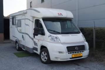 Wohnmobil mieten in Ruurlo von privat | Adria Sport Adriaan