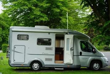 Wohnmobil mieten in Overath von privat | Karmann CampingChris