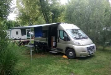 Wohnmobil mieten in Niestetal von privat | VanTourer  Sonnenschein
