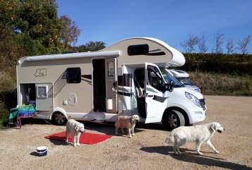 Wohnmobil mieten in Groß-Gerau von privat | Ahorn Bolle