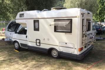 Wohnmobil mieten in Leverkusen von privat | VW Eli