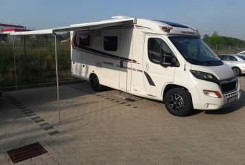 Wohnmobil mieten in Mainz von privat   Weinsberg / Peugeot Boxer De Pepp