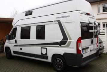 Wohnmobil mieten in Paderborn von privat   Weinsberg UlliBulli One