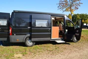 """Wohnmobil mieten in Wittlich von privat   CITROEN JUMPER """"WIL A"""""""